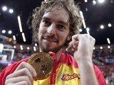 """""""Scanpix"""" nuotr./P.Gasolis vis dar džiaugiasi iškovotu Europos čempionato auksu"""