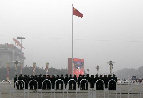 Kinija ruošiasi iškilmėms