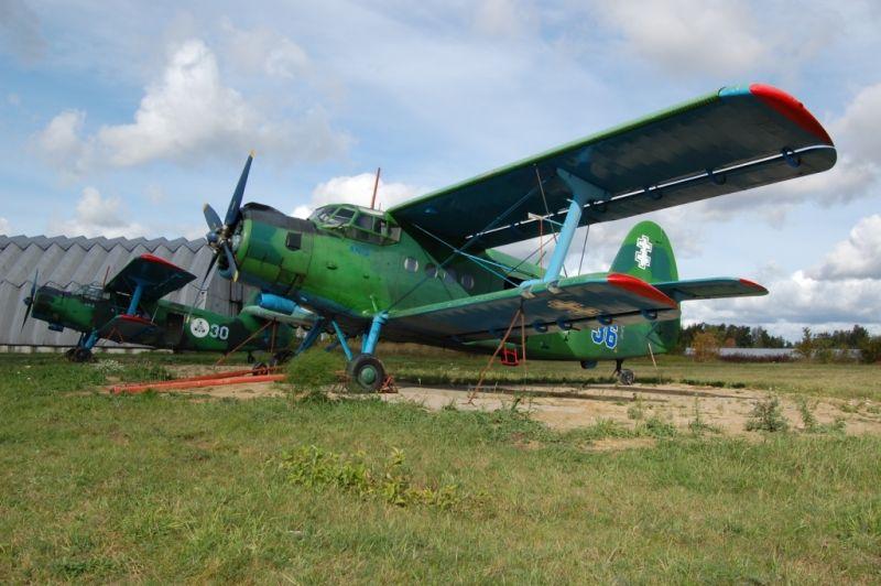 Iš KASP į KOP Aviacijos bazę perskraidinti transporto lėktuvai AN-2