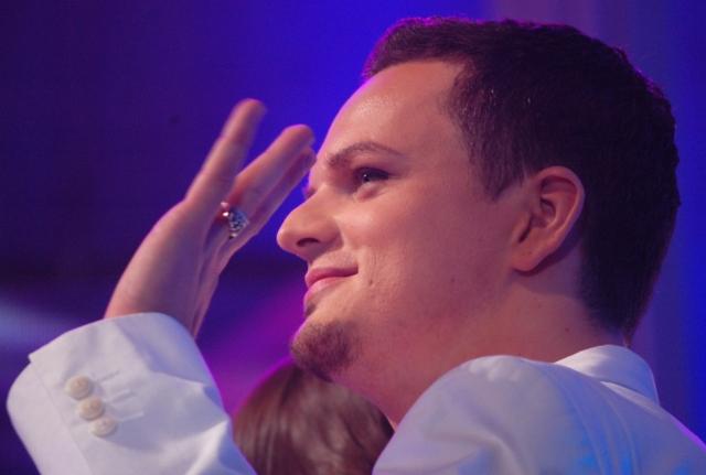 Foto naujienai: Bevaidinančiam, kaip jį išprievartavo miegantį, Ruslanui trūko Achilo sausgyslė