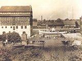 Kultūros paveldo departamento nuotr./Pasukamas tiltelis 1933 metais.