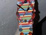 Laikrodžių muziejaus nuotr./Laikrodis ant šlepėtės.