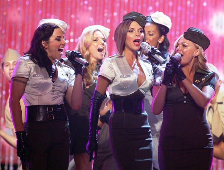"Grupė ""Spice Girls"""