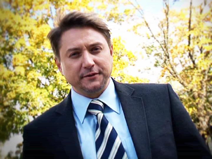 Foto naujienai: Į televiziją sugrįžta žurnalistas Raigardas Musnickas