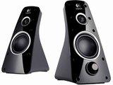 "Gamintojo nuotr./Kolonėlės ""Logitech Speaker System Z520""."