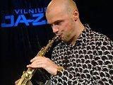 Organizatorių nuotr./Lietuvis saksofonininkas Kęstutis Vaiginis.