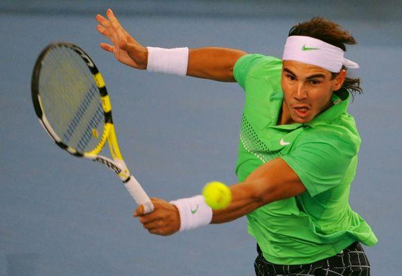 R.Nadalis ketvirtfinalyje įveikė M.Safiną