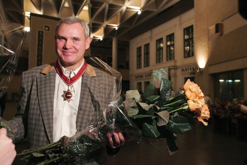 """Foto naujienai: Vytautas Grubliauskas-Kongas: """"Esame maža vieninga bendruomenė"""""""