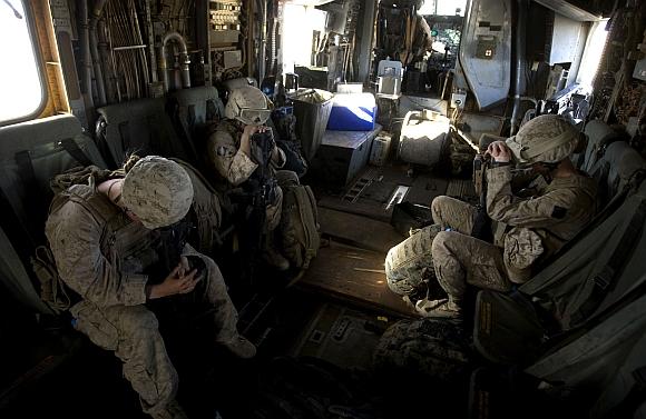 JAV į Afganistaną pasiųs dar daugiau karių.