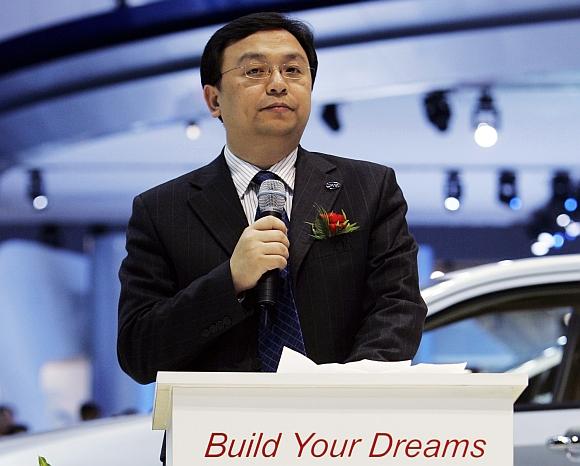 Turtingiausias kinas Wang Chuanfu