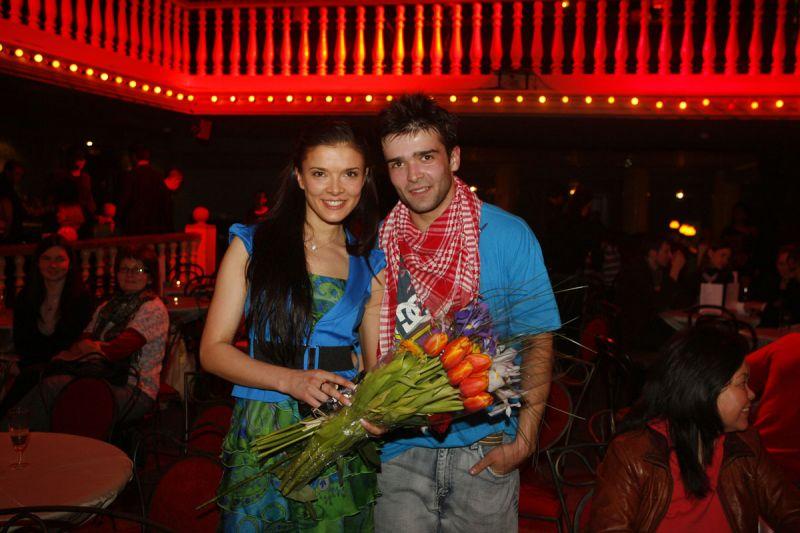 Foto naujienai: Kotryna ir Šarūnas Kirdeikiai: gimtadienius skiria viena minutė