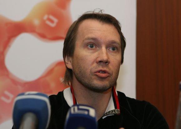 Irmanto Gelūno/15min.lt nuotr./Nacijų teatro vadovas, aktorius Jevgenijus Mironovas