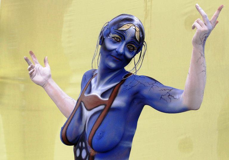 Kūno tapyba