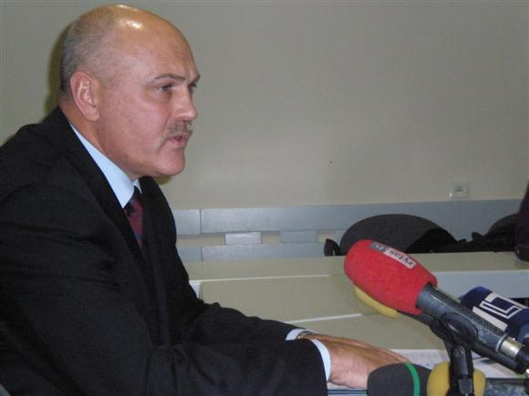 Kauno apygardos prokuratūros vyriausiasis prokuroras Kęstutis Betingis
