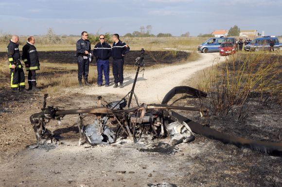 Prancūzijoje aviakatastrofoje žuvo 4 žmonės
