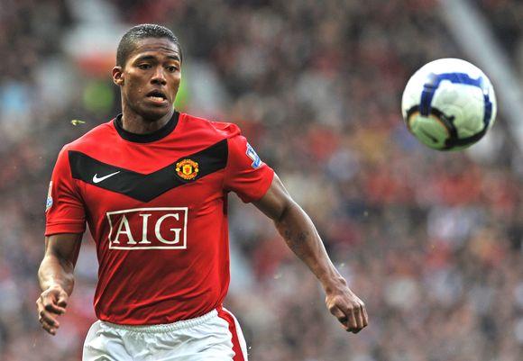 """L.A.Valencia pelnė pirmąjį savo įvartį vilkėdamas """"Manchester United"""" klubo marškinėliais"""