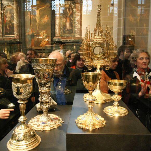 Šv.Mykolo bažnyčioje atidarytas Bažnytinio paveldo muziejus.