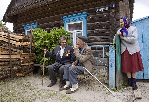 Baltarusijos kaime