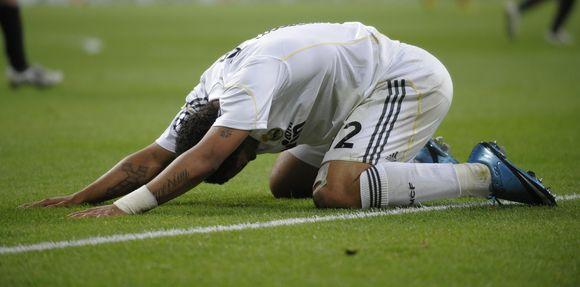"""Karališkasis """"Real"""" klubas šį sezoną savo tvirtovėje nugalėtas buvo pirmąjį kartą"""