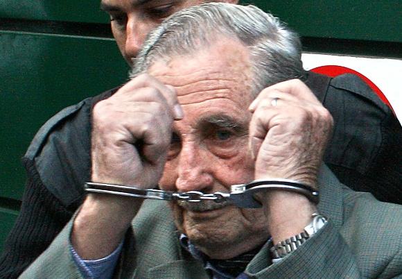 Gregorio Alvarezas, diktatorius