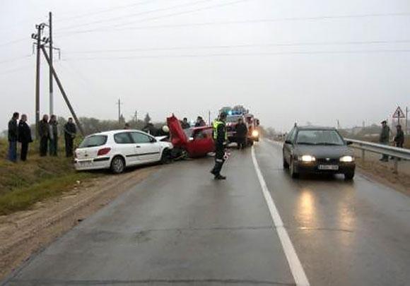 Per šią avariją Molėtų r. žuvo moteris