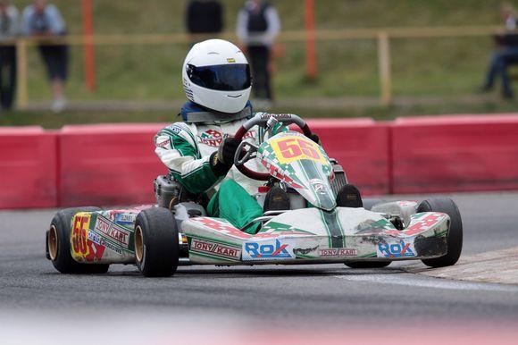 I.Gelžinis galutinėję įskaitoje užėmė 6 vietą.