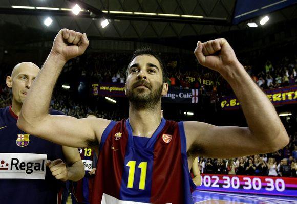 """J.C.Navarro Ispanijos pirmenybėse yra aiškus """"Barcelona"""" lyderis – per 5 žaistas rungtynes gynėjas vidutiniškai pelnydavo po 19,8 taško"""