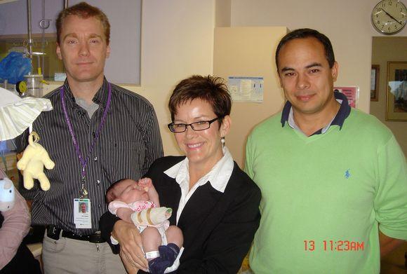 Kūdikį pavyko išgelbėti eksperimentiniais vaistais