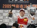 raceofchampions.com nuotr./M.Ekstromas trečią kartą tapo Čempionų lenktynių nugalėtoju.