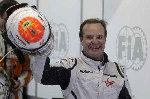 R.Barrichello laimėjo trejus metus trukusią bylą