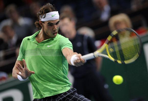 R.Nadalis pateko į ketvirtfinalį