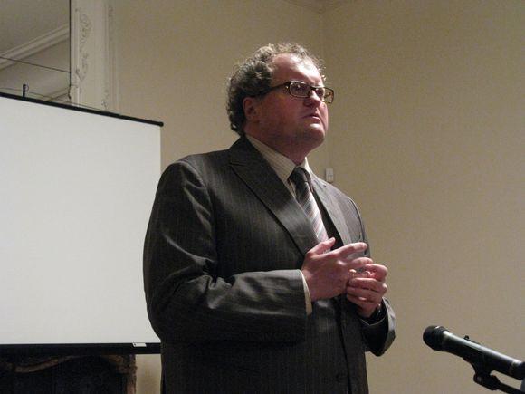 L.Donskis Briuselio debatų klube