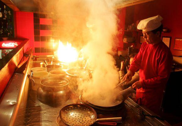 Kinų restoranas