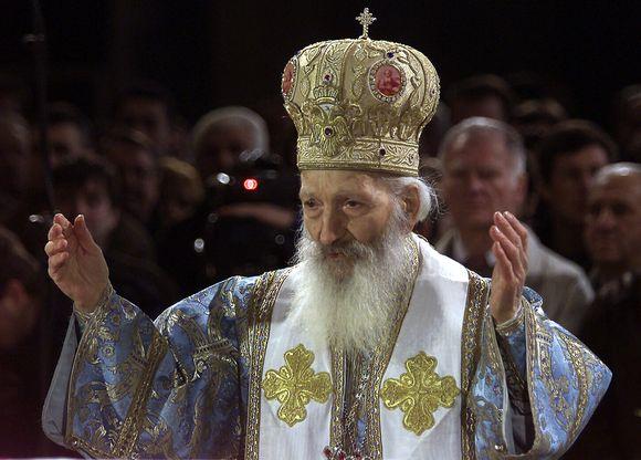 Serbijos Ortodoksų Bažnyčios patriarchas Pavlė