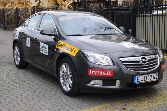 """METU AUTOMOBILIS 2010: """"Opel Insignia"""""""
