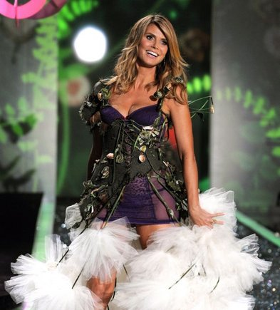 "AFP/""Scanpix"" nuotr./Modelis Heidi Klum"