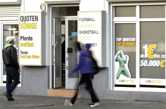 Lažybų bendrovė Berlyne
