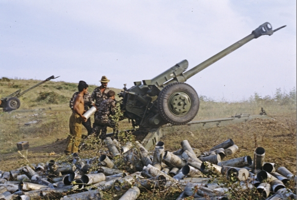 Kalnų Karabachas – nesantaika tarp Azerbaidžano ir Armėnijos gali bet kada vėl įžiebti karą.