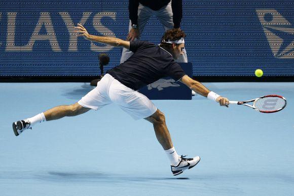R.Federeris įveikė F.Verdasco.