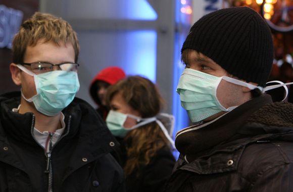 Kaukės nuo ligų