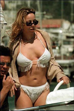 AOP nuotrauka/Mariah Carey anksčiau