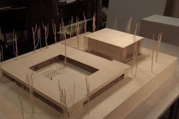Nugalėtoju paskelbtas vilniečių architektų bendrovės projektas.