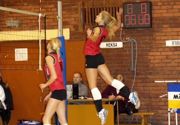 Lietuvos moterų tinklinio čempionatas