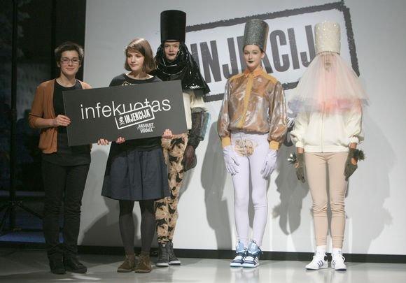 Irmanto Gelūno/15min.lt nuotr./Festivalyje Mados injekcija prisistatė 13 naujų dizainerių.