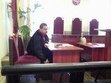 Sauliaus Chadasevičiaus/15min.lt nuotr./Prokuroras G.Gudžiūnas ragino teismą nepasiduoti išvedžiojimams.