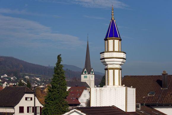 Šveicarai nenori, kad svetimos kultūros elementai nustelbtų jų tradicinį peizažą.