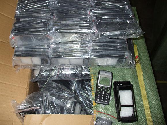 Telefonų priedų siunta