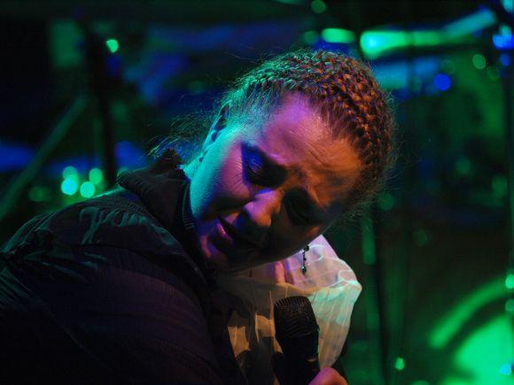 Penktadienio vakarą sostinėje pilnai salei koncertavo Nino Katamadze su grupe.