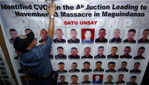 Filipinuose skaičiuojami nužudytieji