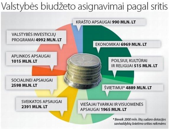 15min.lt/2010 metų valstybės biudžetas
